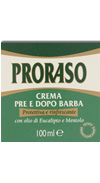 Proraso Pre and Aftershave Cream 100ml